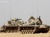 Tancuri Siria - AGERPRES