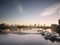 pod, Londra, Garden Bridge