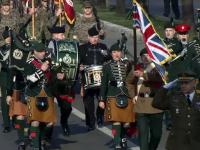 regimentul irlandez