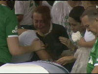 ceremonia fotbalisti brazilieni