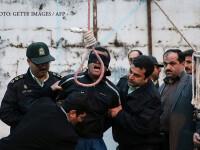 executie prin spanzurare in Iran