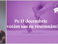 campanie de iesit la vot