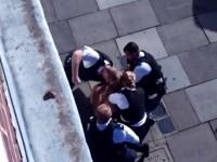 politisti violenti