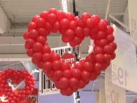 inima baloane