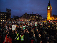 proteste Marea Britanie - Getty
