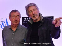 Nick Mason, Roger Waters