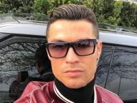 Imaginea cu care Cristiano Ronaldo a rupt internetul in doua!