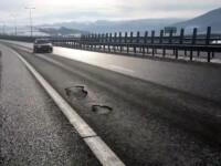 autostrada stricata Sibiu-ORastie
