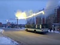 foc troleibuz Smolensk