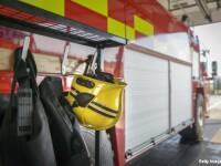 masina de pompieri, Marea Britanie