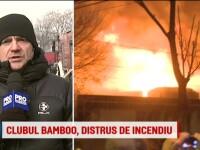 Catalin Radu Tanase - incendiu