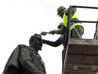 statuia domnitorului Cuza