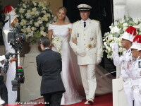 nunta Monaco
