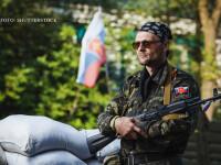 partizani pro-rusi din Donetk