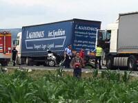 accident DN13 Feldioara