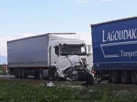 accident DN 13 Feldioara