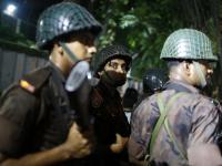 politia din Bangladesh - Agerpres
