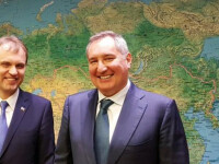 Evgeni Sevciuk si Dmitri Rogozin
