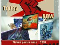 "Expozitie de pictura la Cluj-Napoca. Artistii Adriana si Lucian Soit prezinta colectia ""Pictura pentru mase"""