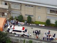 Atac cu cutitul in Japonia