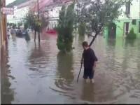 Inundatii Sighisoara