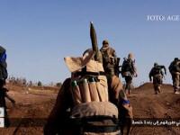 luptatori sirieni din frontul al Nusra