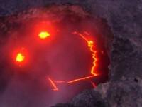 vulcanul Kilauea din Hawaii
