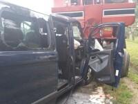 accident Hunedoara microbuz combina