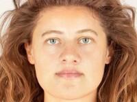Ava, femeia care a trait in urma cu 3.700 de ani! Cercetatorii au reusit sa recreeze figura acestei femei pe baza ramasitelor descoperite