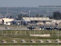 avioane in baza NATO de la Incirlik