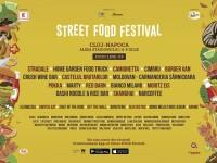 La Cluj-Napoca incepe azi cel mai mare Street FOOD Festival din Romania