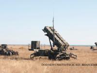 rachete Patriot desfasurate la Capul Midia