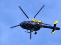 elicopter politie marea britanie