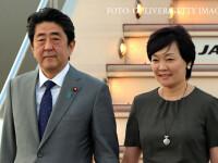 Shinzo Abe si Akie Abe