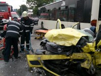 accident, bucuresti