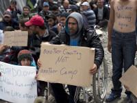 refugiati sirieni in Grecia