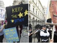 proteste Brexit - cover