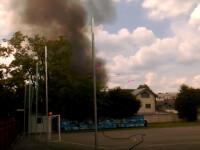 incendiu scoala Vaslui