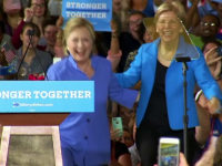 Hillary Clinton si Elisabeth Warren