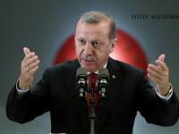 Recep Tayyip Erdogan, presedintele Turciei