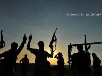 jihadisti langa Alep, in Siria