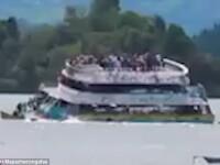 barca scufundata Columbia