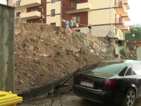 alunecare de teren Sibiu