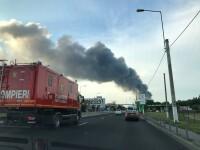 Incendiu Balotesti