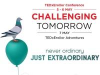 Never Ordinary, Just Extraordinary! TEDxEroilor Challening Tomorrow, ajunge anul acesta la cea de-a VIII-a editie