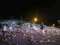 explozie Bebington