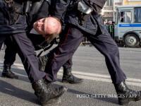 protestatar arestat Rusia