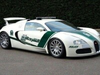 Bugatti Veyron Politie Dubai