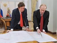 Putin, Gazprom