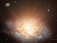 Galaxie - NASA